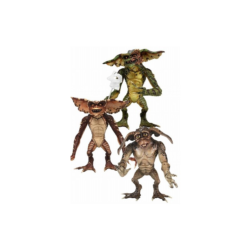 Gremlins: Series 2 Deluxe set of 3