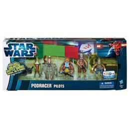 Podracer pilots Toys'r'us exclusive