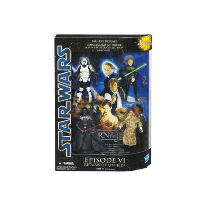 Saga Commemorative 2011 Box Set - Episode VI