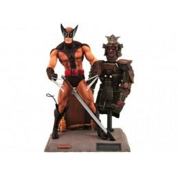 Marvel Select - Brown Wolverine AF