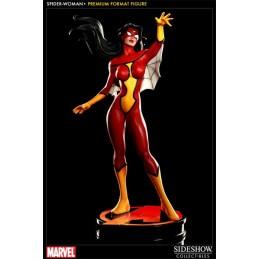 Spider-Woman Premium Format Figure 1:4