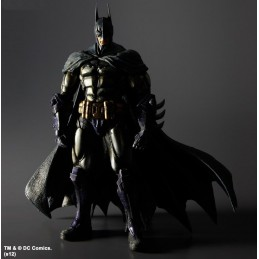 Batman Arkham Asylum: Batman Armored Play Arts Kai Figure