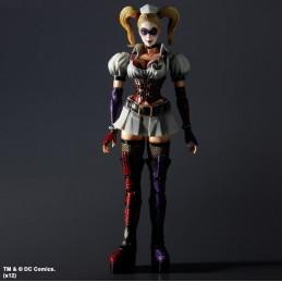 Batman Arkham Asylum: Harley Quinn Play Arts Kai Figure