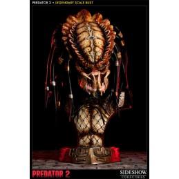 Predator 2: Legendary Scale Bust