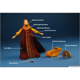 Padmé Amidala peasant disguise