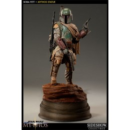 Star Wars Boba Fett Mythos Statue