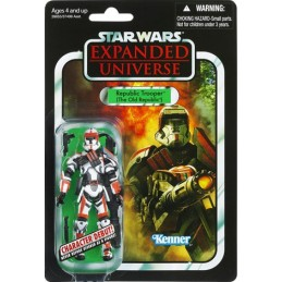 Star Wars Expanded Universe Republic trooper ( the old republic ) VC113