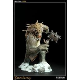 LOTR Snow Troll Statue