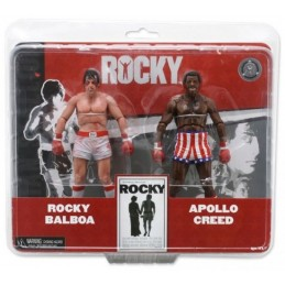 Rocky Balboa & Apollo Creed 2-pack Toys'r'us exclusive