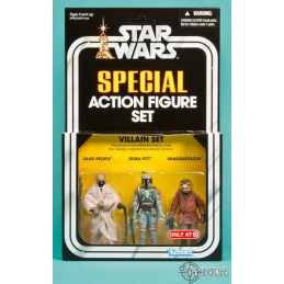 Star Wars Special action figure set Villain set