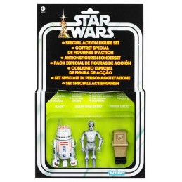 Star Wars Special action figure set Droid set