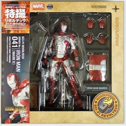 Iron man mark V Sci-Fi revoltech figure n°41